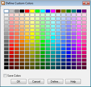 define colors